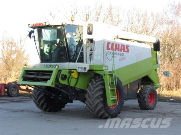 CLAAS 460 Evolution