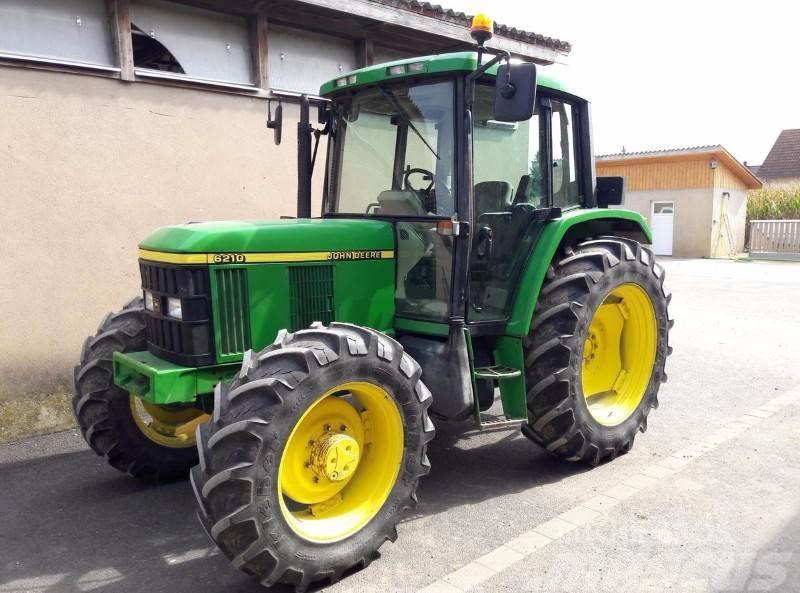 6210 john deere tractor for sale