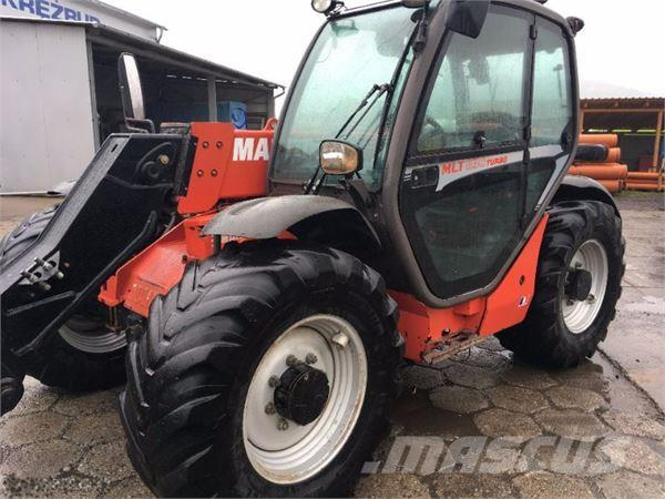Manitou MLT