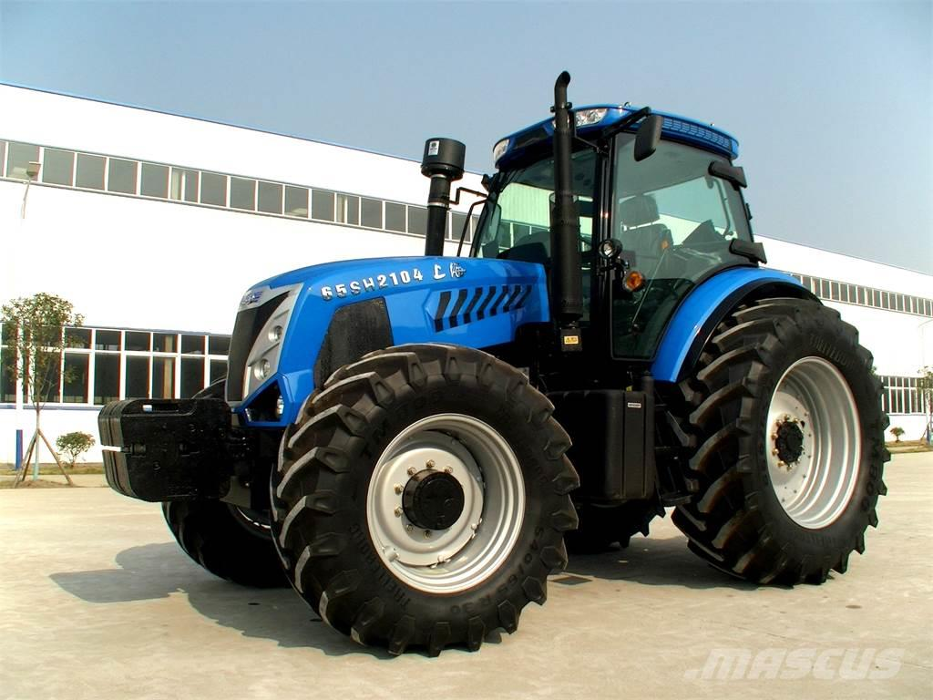 [Other] Shanghai Tractors 2104