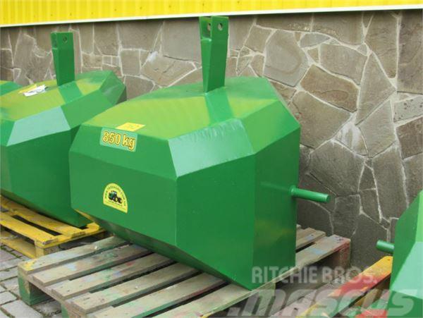 Tridaagro Трех точечный, Egyéb mezőgazdasági gépek