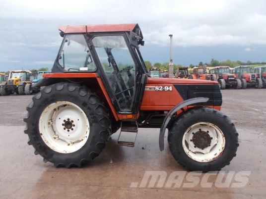 Fiat 82 94 tractors price 7 950 year of manufacture for Garage fiat 94