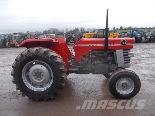 used massey ferguson 165 tractors year 1977 price 6 453. Black Bedroom Furniture Sets. Home Design Ideas