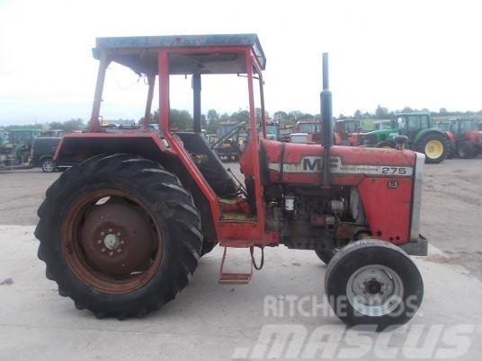 Mf 275 Tractor Data : Massey ferguson price  tractors