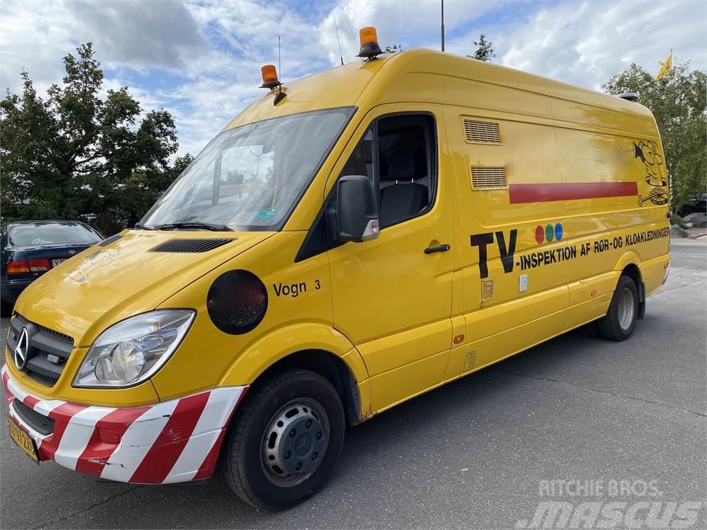 Mercedes-Benz 906, IBAK TV INSPEKTION