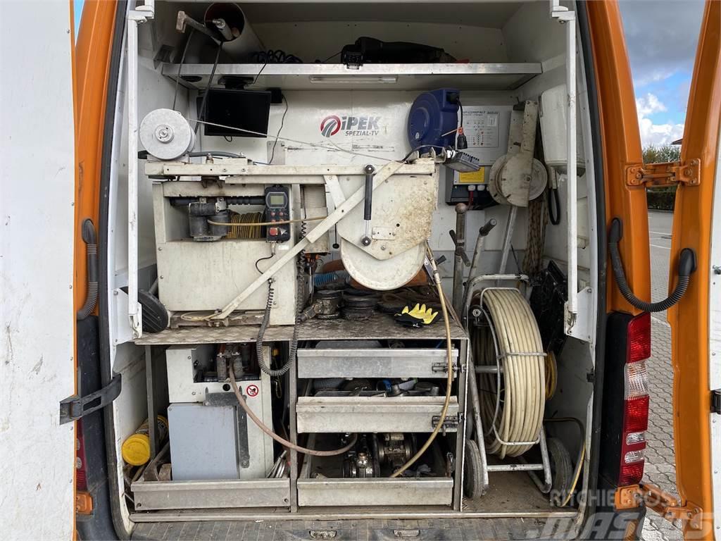 Mercedes-Benz IBAK TV inspektion