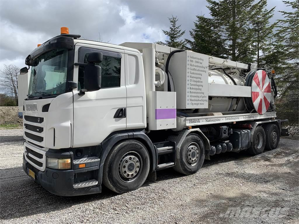 Scania G440 Recycler 414
