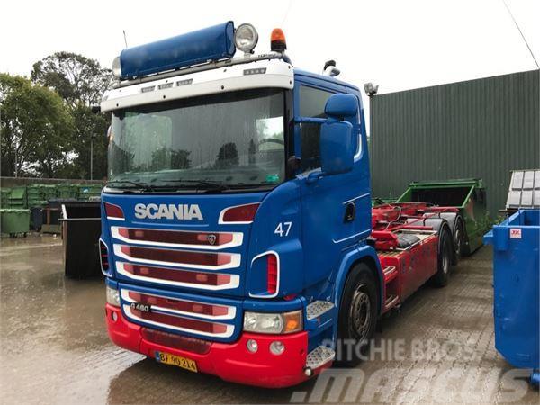 Scania G480LB6X2*4B