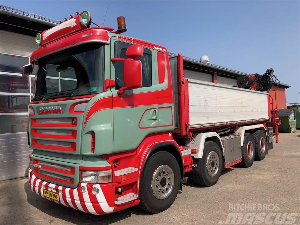 Scania R420LB8X4HNB
