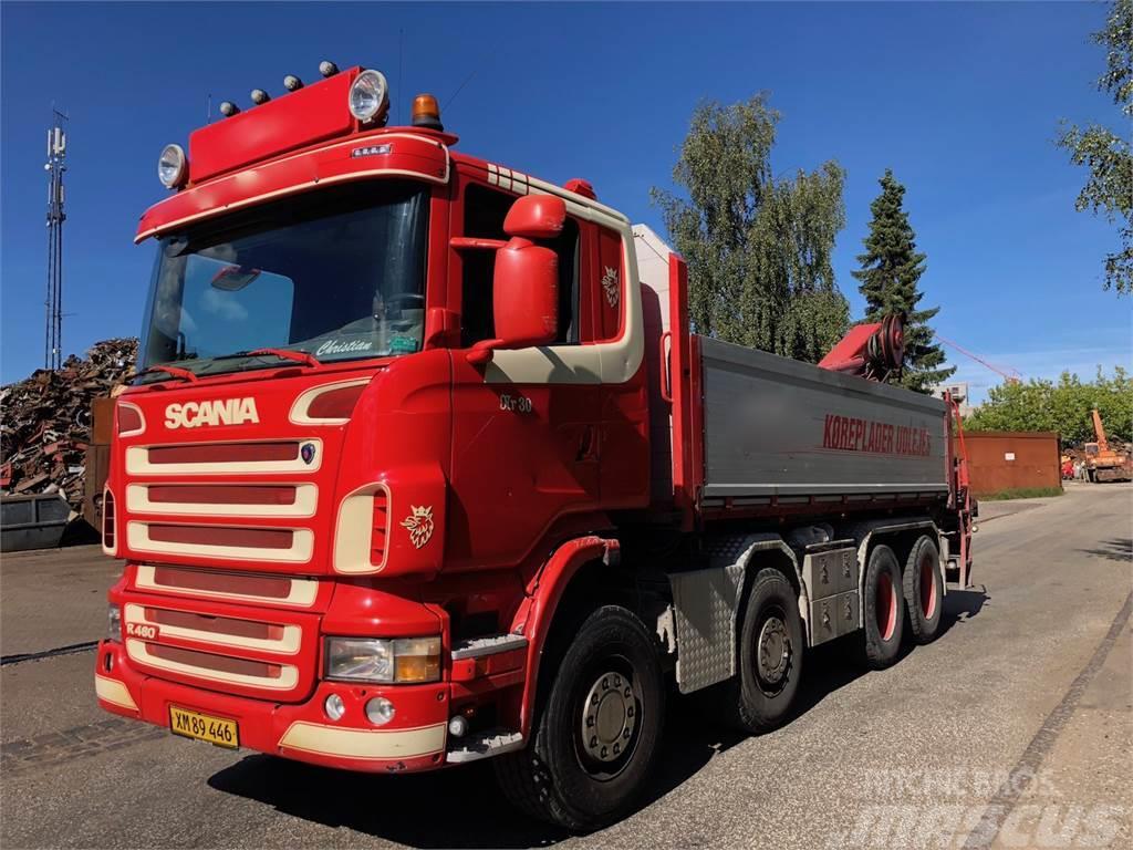 Scania R480LB8X4A