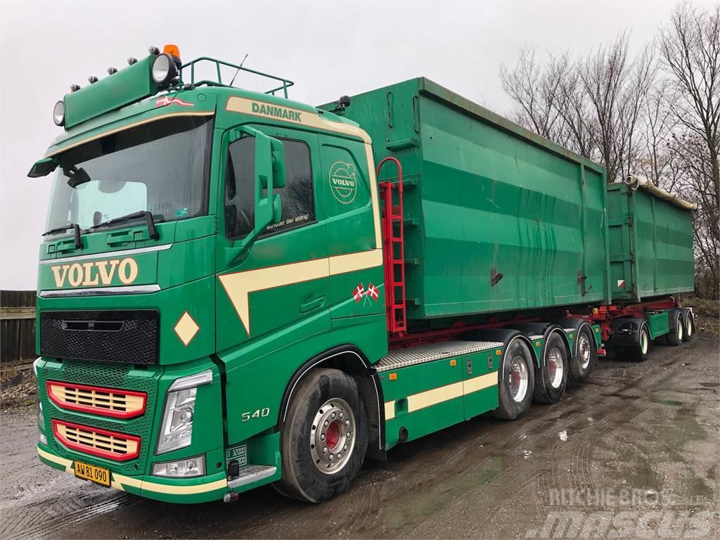 Volvo FH540 Euro 6