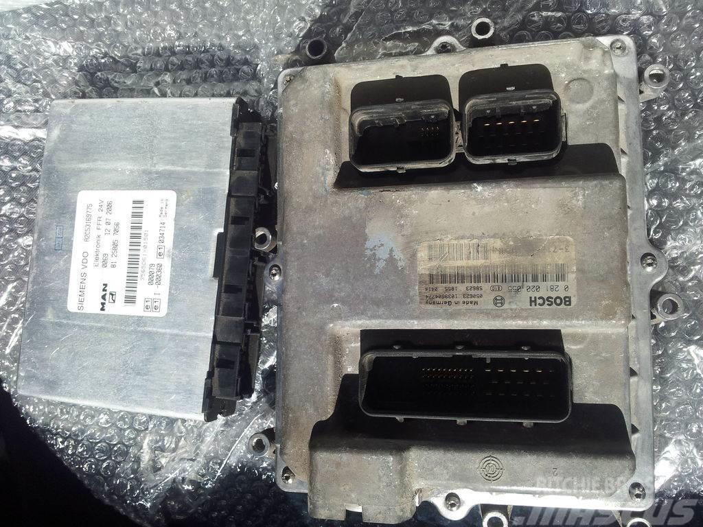 Bosch BOSCH FFR + chip key, EURO3, 430PS ALL SE control