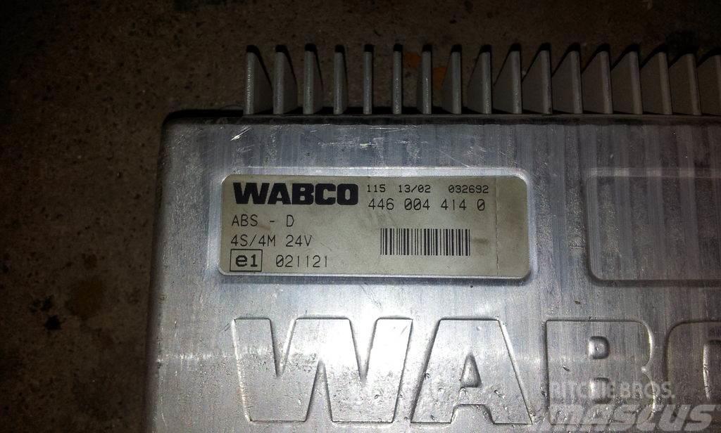 DAF ABS control unit, EDC, ECU, 4460044140, 4460044120