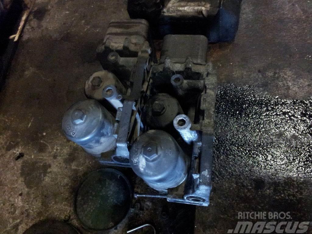 DAF oil cooler for DAF 105XF tractor unit