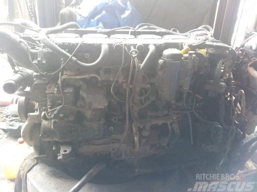 Deutz engine for MAN TGA tractor unit