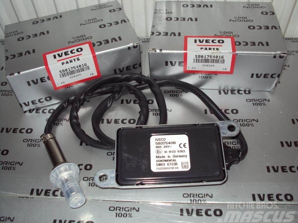 Iveco EURO5 NOX sensor, 5801754016, 5WK967338, 5WK96733B