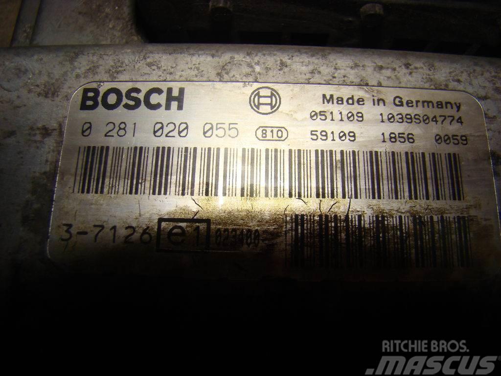 MAN 430PS EURO3 engine computer EDC, ECU, EDC7 control
