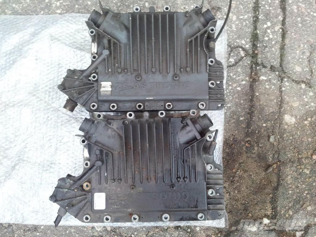 MAN , automatic Gearbox control ZF ASTRONIC ECU ge