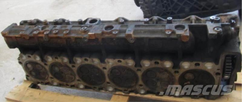 MAN EURO4, 480PS, D2676LF05, cylinder head, 5103100942