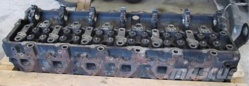 MAN EURO5, D2066LF23, cylinder head, 51031006423, 5103