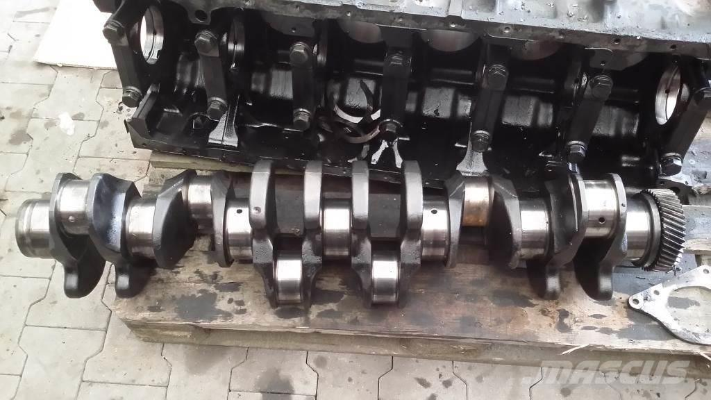 MAN TGX EURO5, 440PS crankshaft