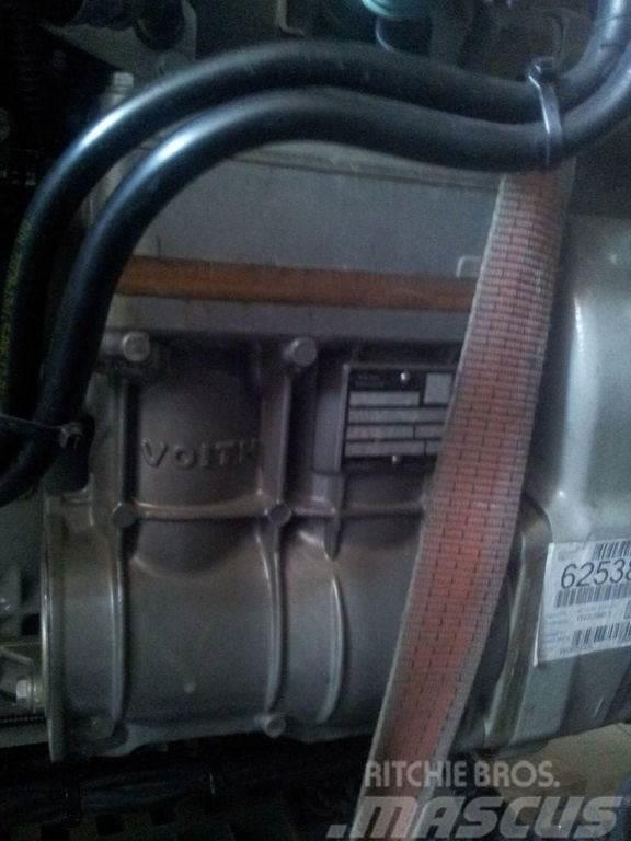 Mercedes-Benz Actros MP4 air compressor VOITH, 4711304215, 47113