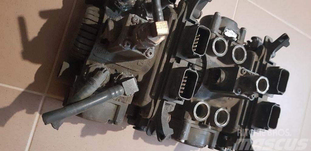 Mercedes-Benz Actros axle gear modulator, rear axle EPB-2