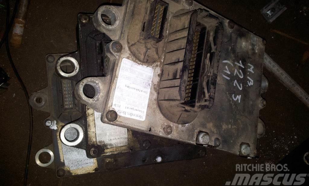 Mercedes-Benz atego PLD OM906LA, EURO2, EURO3, 6 cylinder engine