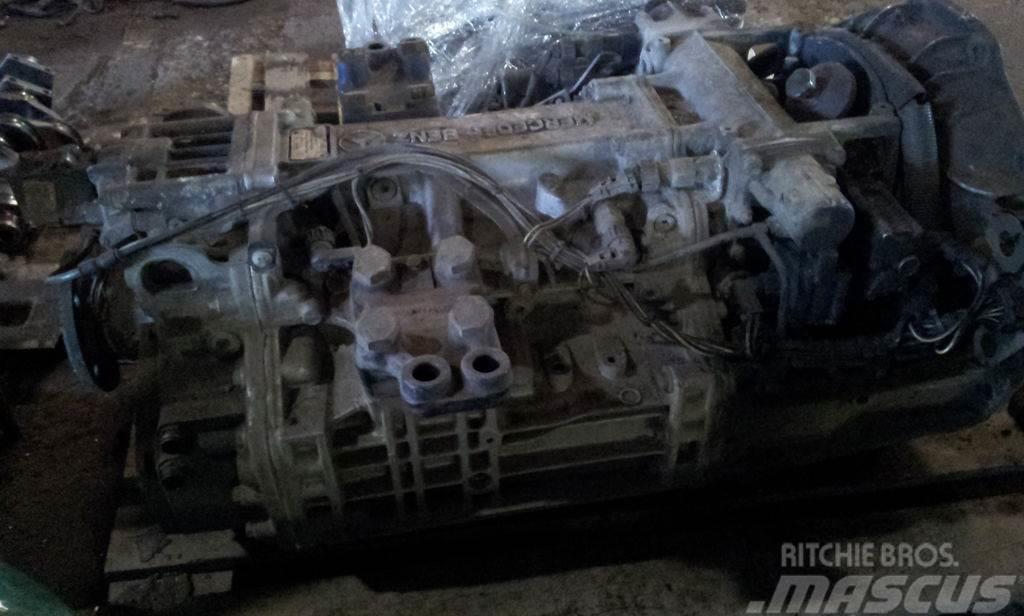 Mercedes-Benz EURO2, gearbox G240-16, G240/16