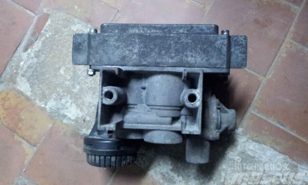 Mercedes-Benz MMP2, MP1, EURO3, EURO2, axle gear modulator, rear