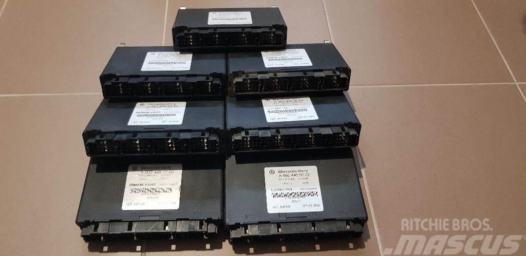 Mercedes-Benz MP2 FR unit ECU 0014464102, 0014464102, 0004467502