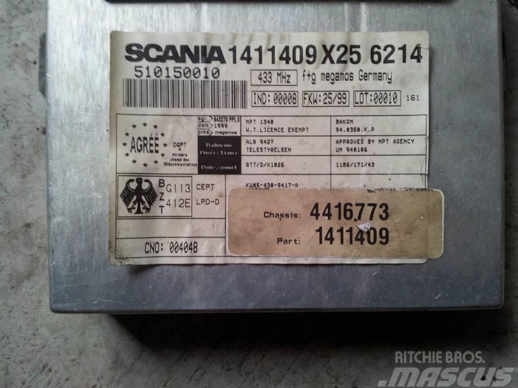Scania E7, VPS ECU