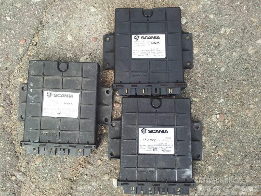 Scania EUO5, EUO4, HPI, XPI, OPC5, ET2, E5, ECU GMS