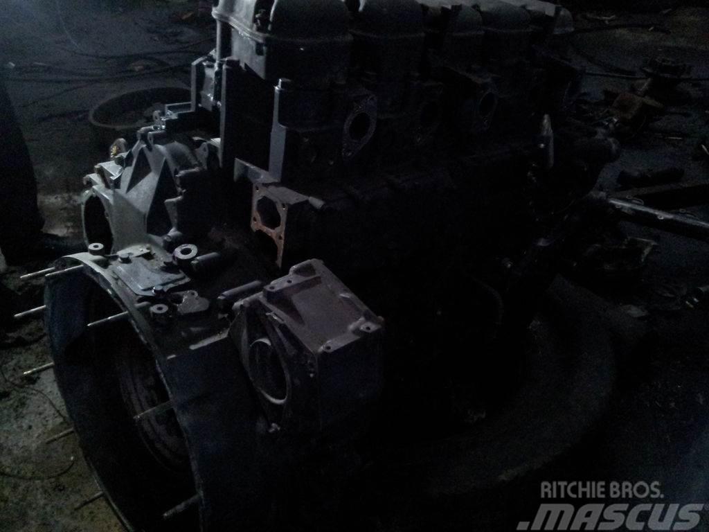Scania P series DC9, 5 cylinder, XPI engine, EURO5, XPI i