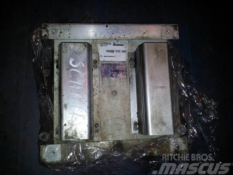 Scania R series engine computer, ECU, EDC, type DT1202, 1