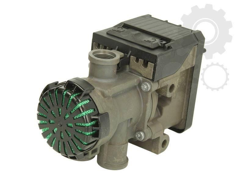 Scania series pressure control module EBS, front, 1879275