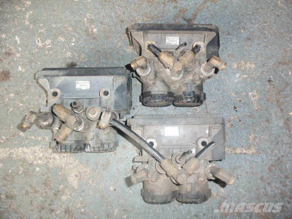 Scania series pressure control module EBS, rear 1891378,
