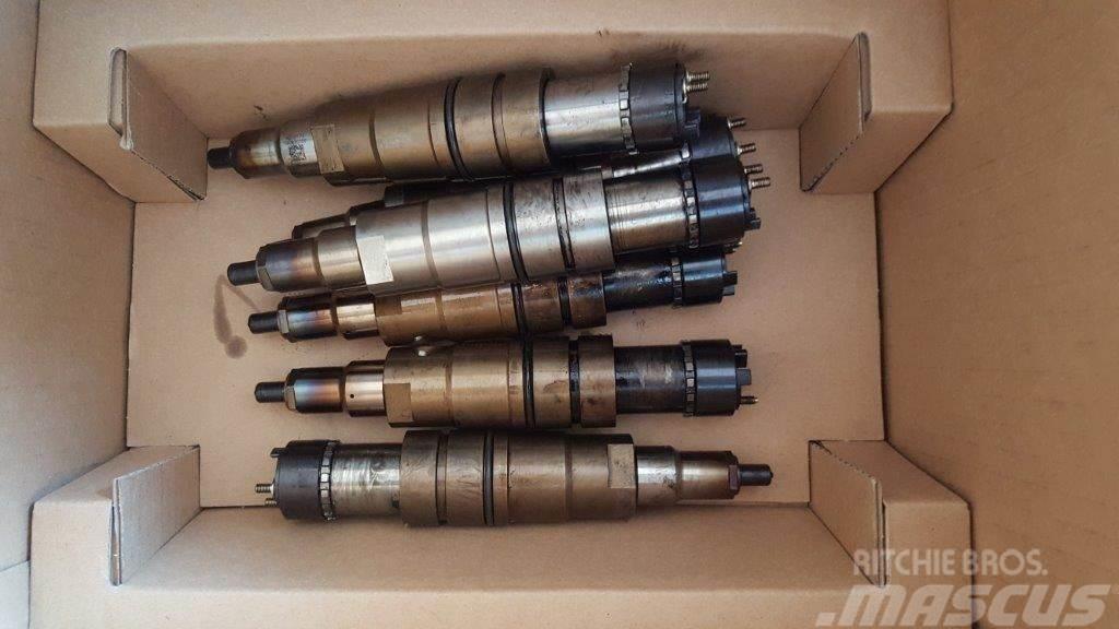 Scania unit injectors XPI, 2012 year, 2057401, 2036181, 2