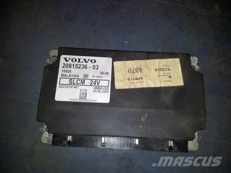 Volvo FH 12, , Light control unit SLCM, 20815236, 207442