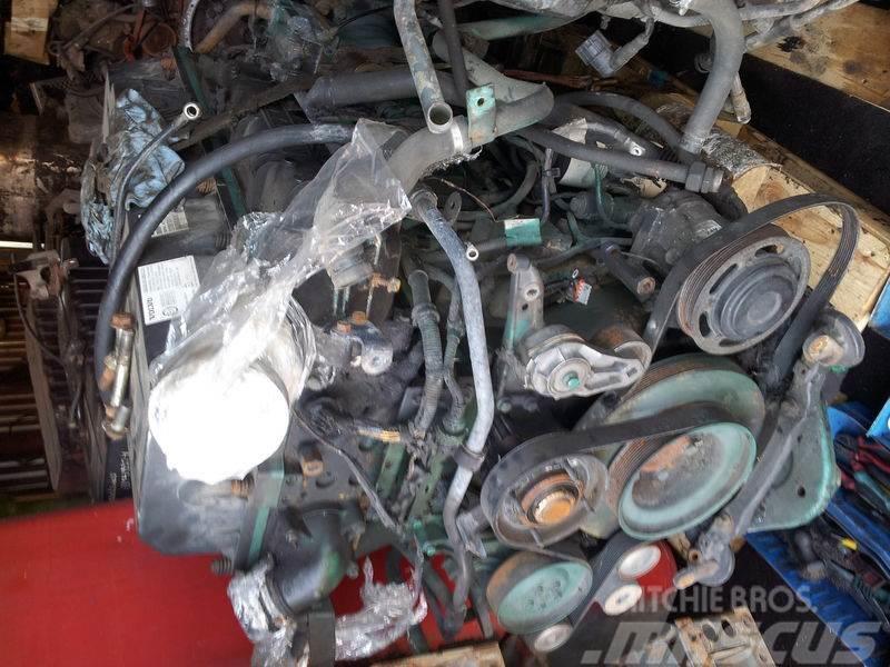 Volvo FH13, FM13 engine D13A type, EURO 5 emission, D13A