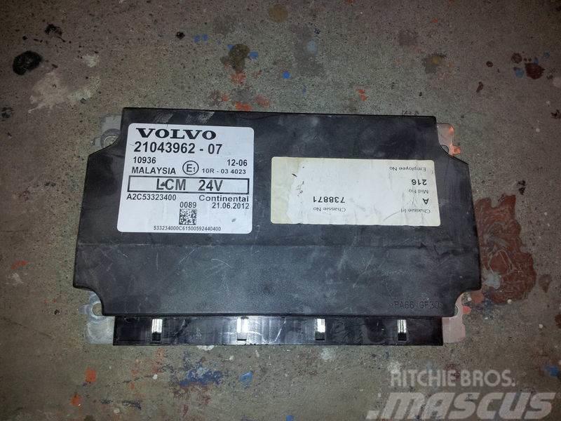 Volvo FH13, FM13, EURO4 ,EURO5, LCM lightning control un
