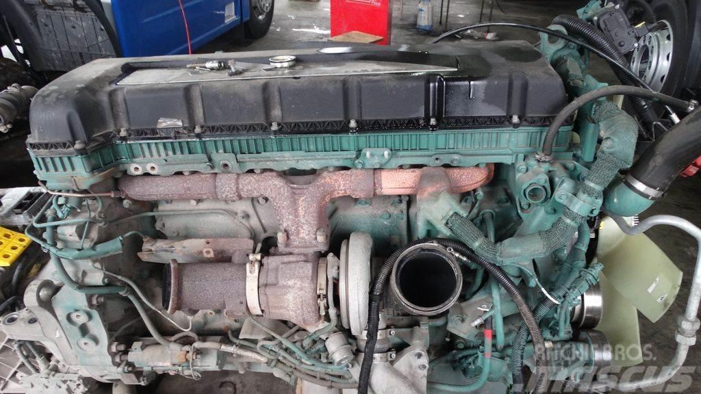 Volvo FH4, EURO6 engine, D13K500, D13K420, D13K460, D13K