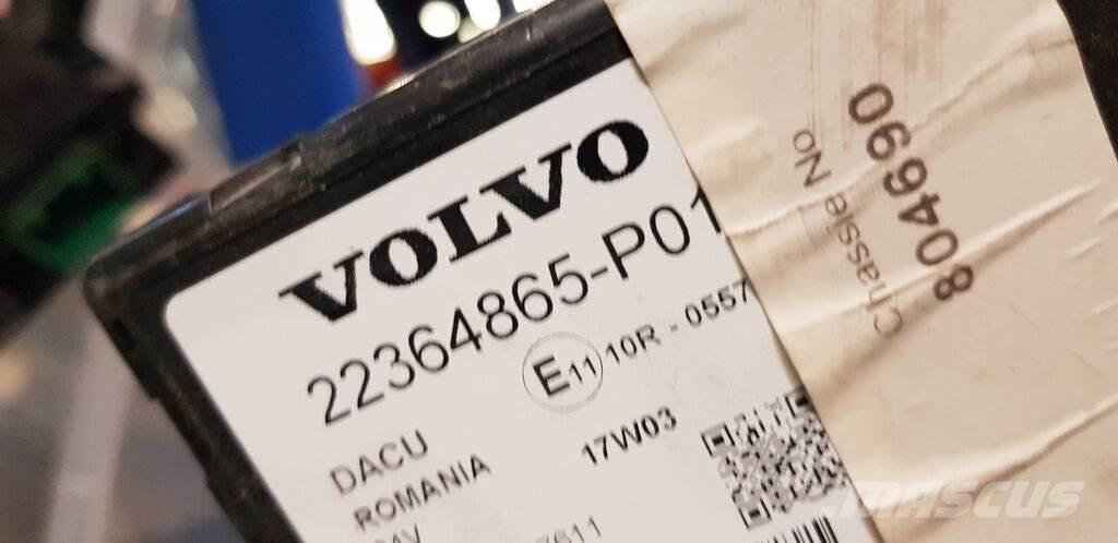 Volvo FH4, EURO6 D13K, RENAULT T series T-Range, Gama DA