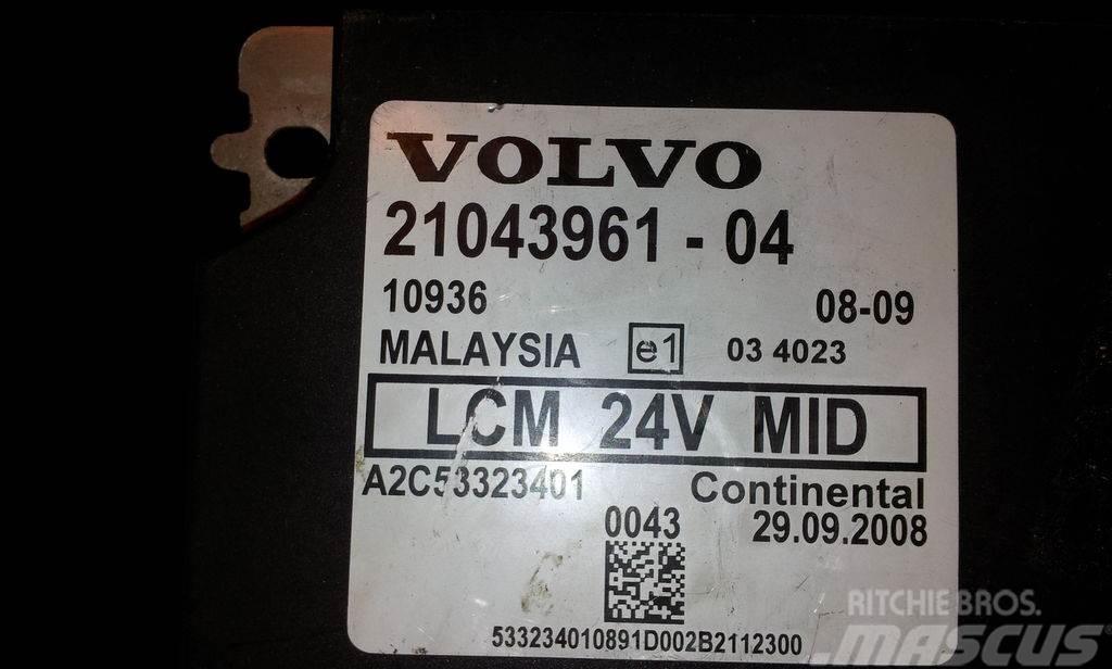 Volvo LCM unit, SLCM lightning unit, EDC, ECU, 20815236,