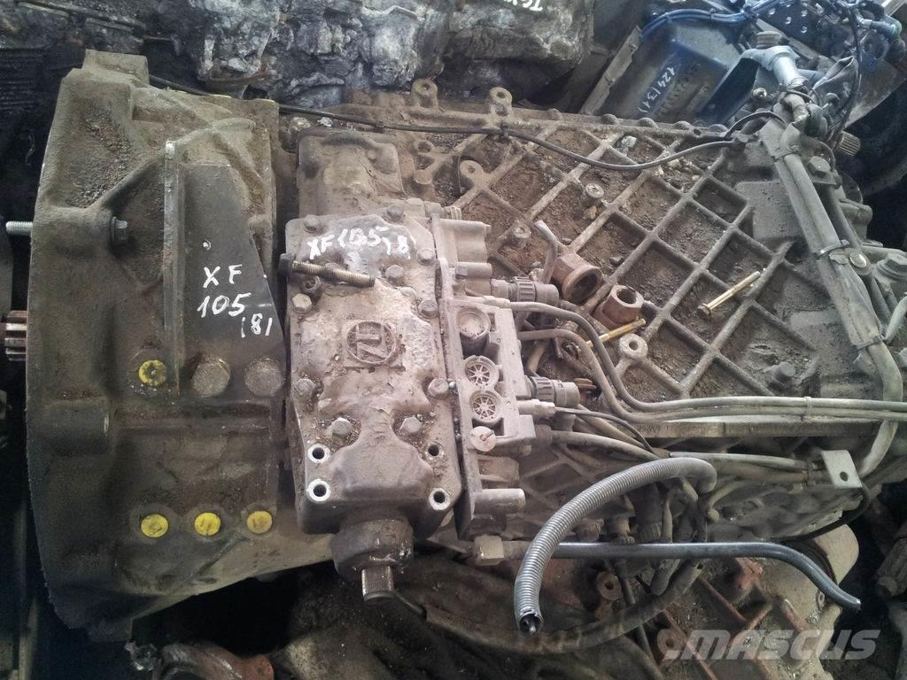 ZF EURO5 16S181, 16S2000, 16S2020TD, 16S2023TD, 12A
