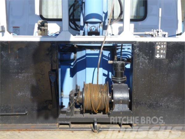 ニッサンディーゼル KC-PW251MZ, Flakbilar