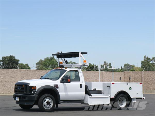 Ford F550 XL SD