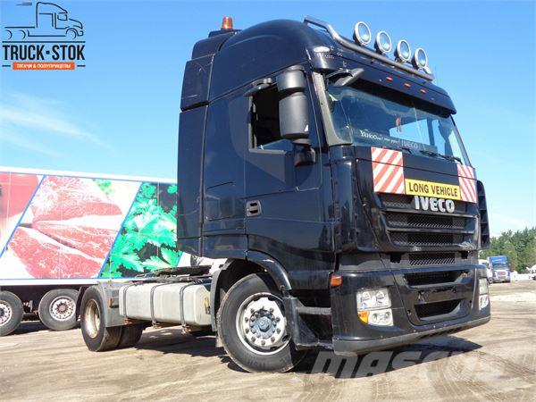 Iveco Stralis AT440 S40