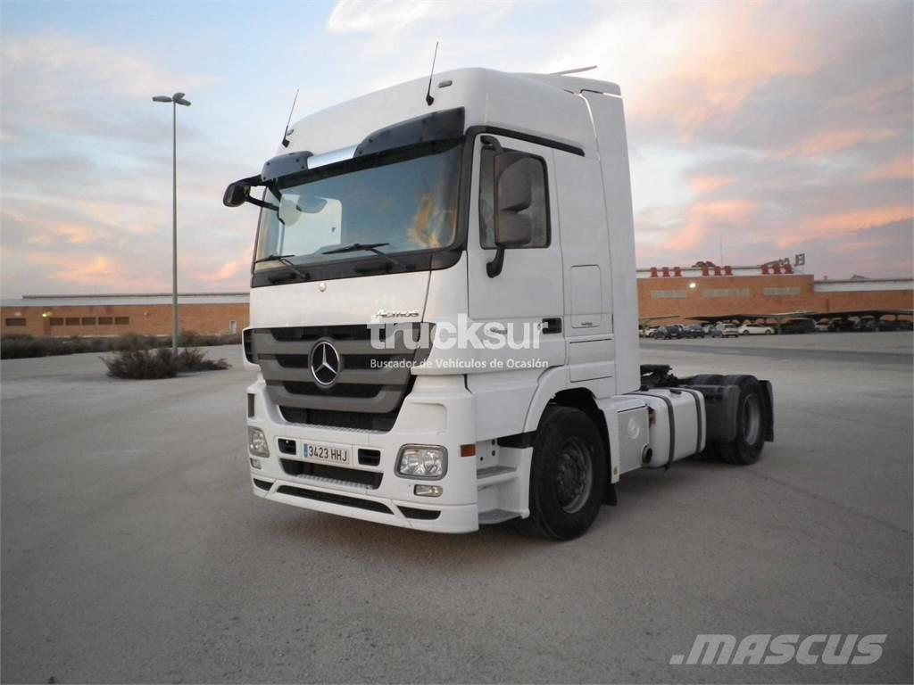 Mercedes benz 1846ls tractor units price 25 387 year for Mercedes benz financial phone number usa