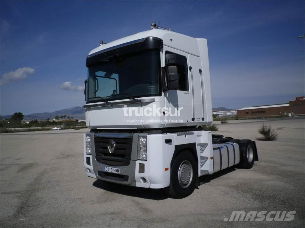 renault magnum 480 dxi occasion prix 28 000 ann e d 39 immatriculation 2012 tracteur. Black Bedroom Furniture Sets. Home Design Ideas